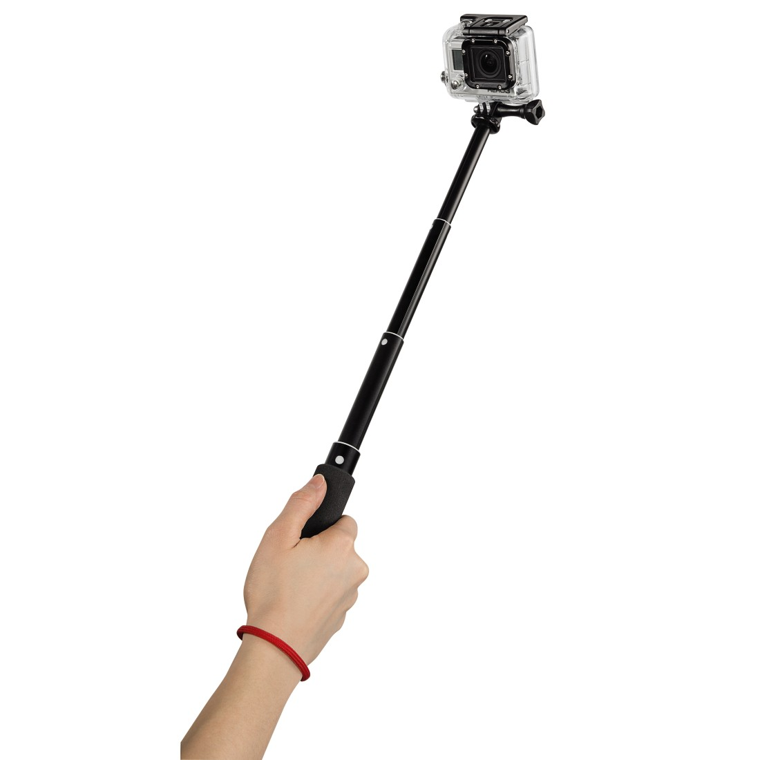 awx High-Res Appliance - Hama, Selfie monopod ACTION 90
