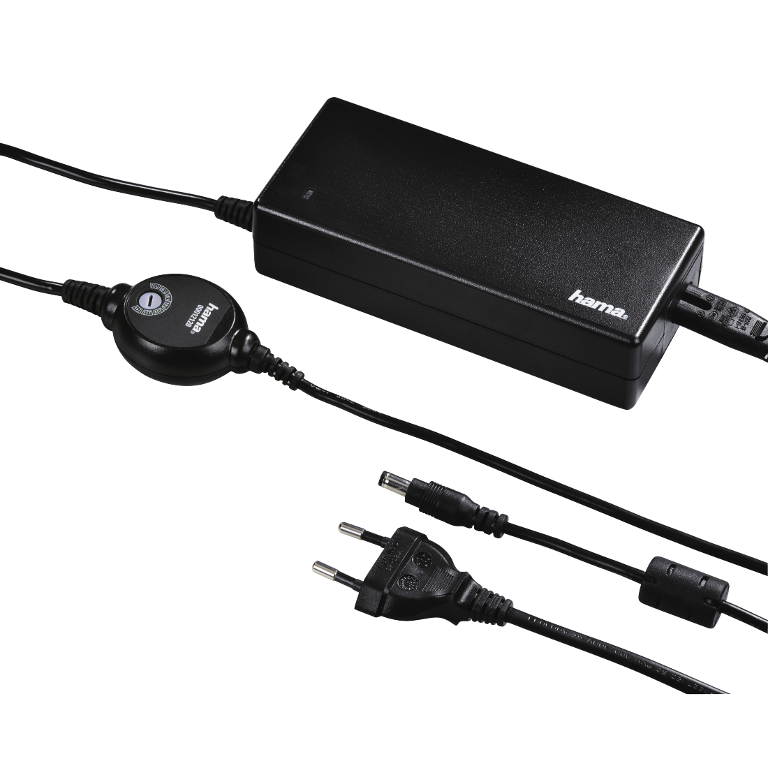 abx High-Res Image - Hama, Notebook Power Adapter 15-24V/90W