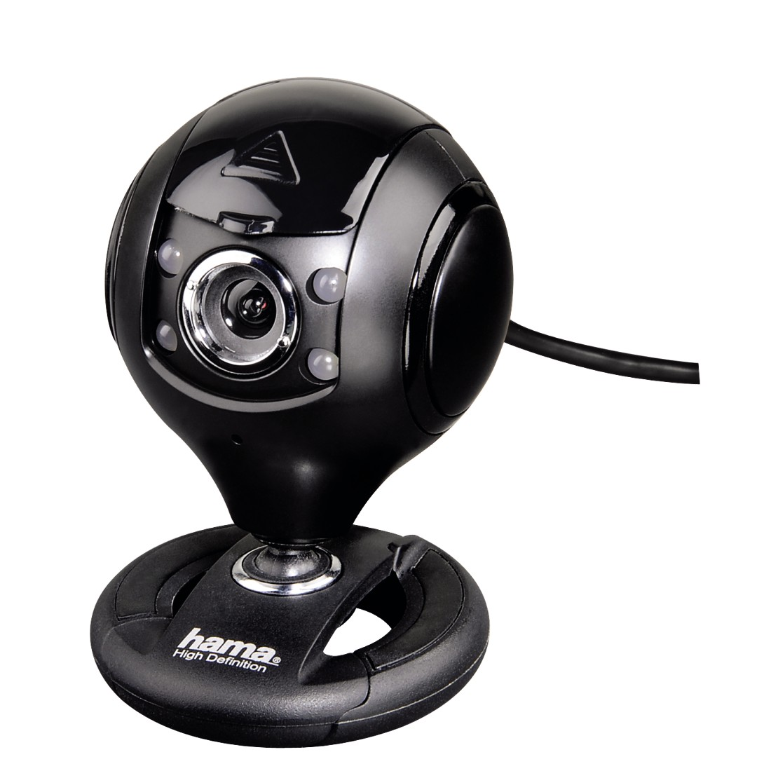 "abx High-Res Image - Hama, ""Spy protect"" HD Webcam"