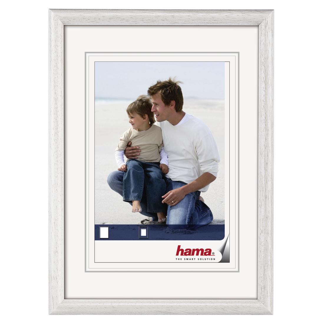 Witte Houten Fotolijst.64681 Hama Fotolijst Hout Oregon Wit 20x30cm Hama Nl