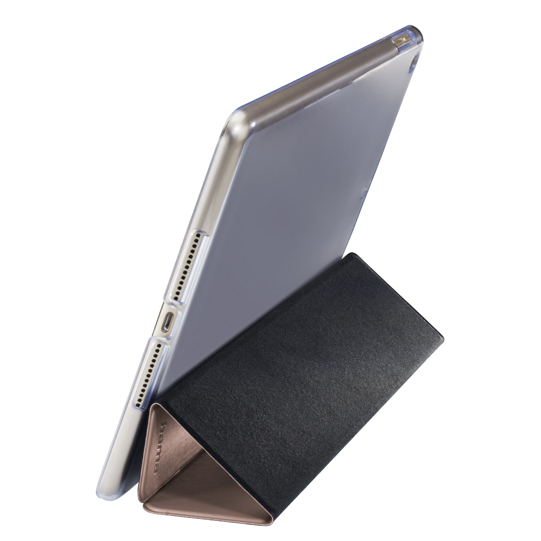 "abx4 High-Res Image4 - Hama, Tablet-case ""Fold Clear"" voor Apple iPad 9.7 (2017/2018), roségoud"
