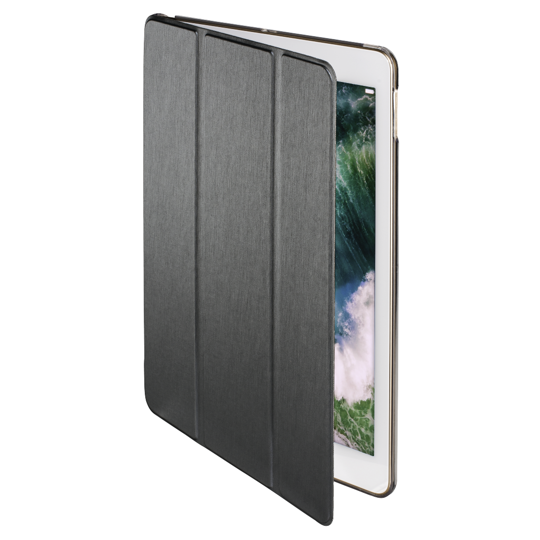 "abx High-Res Image - Hama, Tablet-case ""Fold Clear"" voor Apple iPad 9.7 (2017/2018), blauw"
