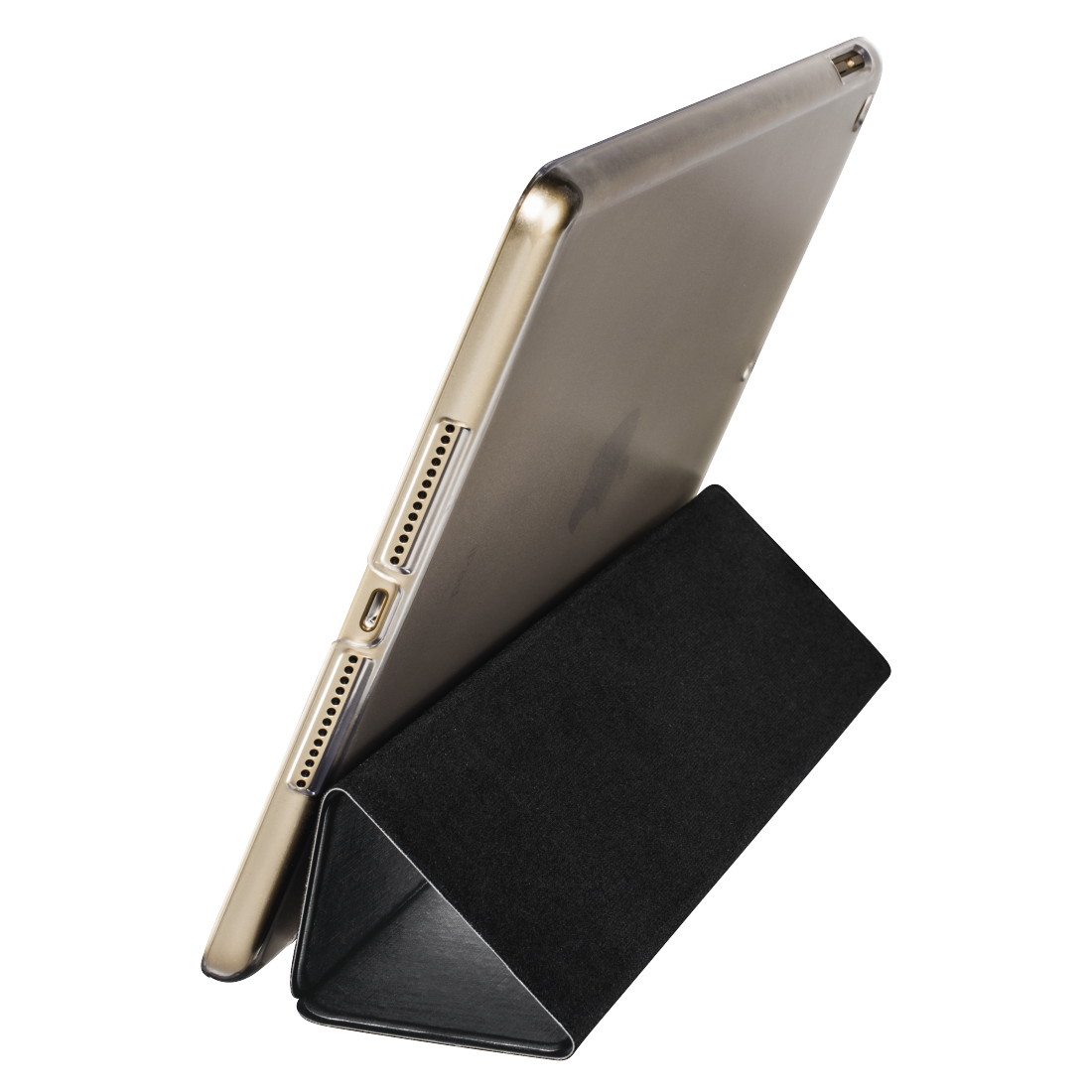 "abx3 High-Res Image 3 - Hama, Tablet-case ""Fold Clear"" voor Apple iPad 9.7 (2017/2018), blauw"