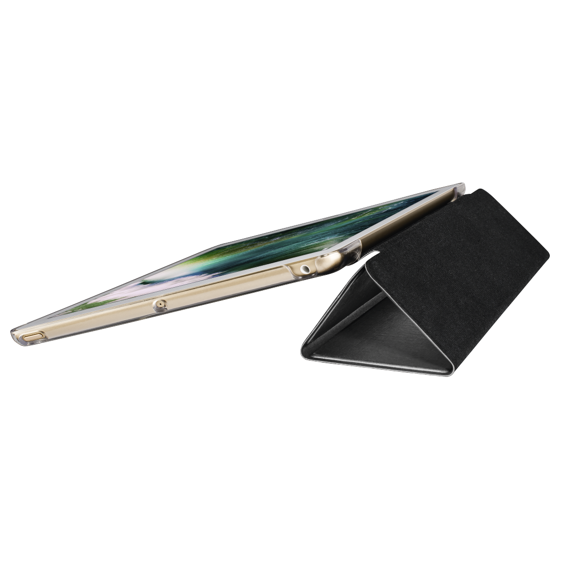 "abx4 High-Res Image4 - Hama, Tablet-case ""Fold Clear"" voor Apple iPad 9.7 (2017/2018), blauw"