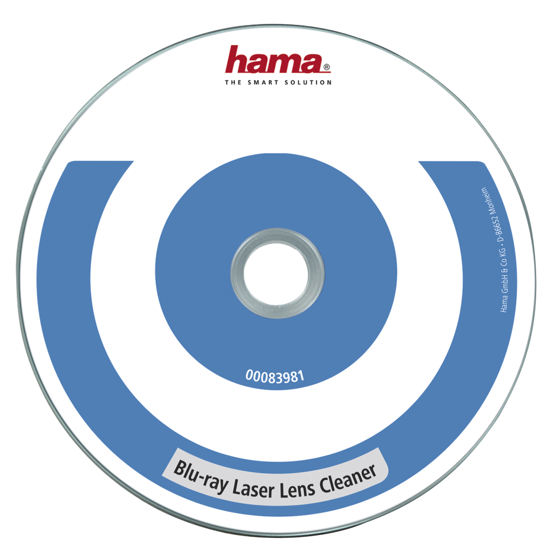 abx High-Res Image - Hama, Blu-ray Laser Lens Cleaner