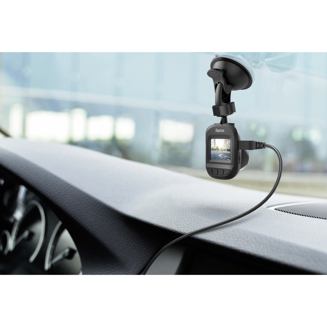 "awx High-Res Appliance - Hama, Dashcam ""60"", met ultra-groothoeklens, Automatic Night Vision"
