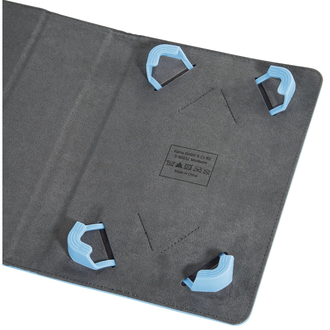 "dex High-Res Detail - Hama, Tablet-case ""Xpand"" voor tablets tot 25,6 cm (10,1""), blauw"