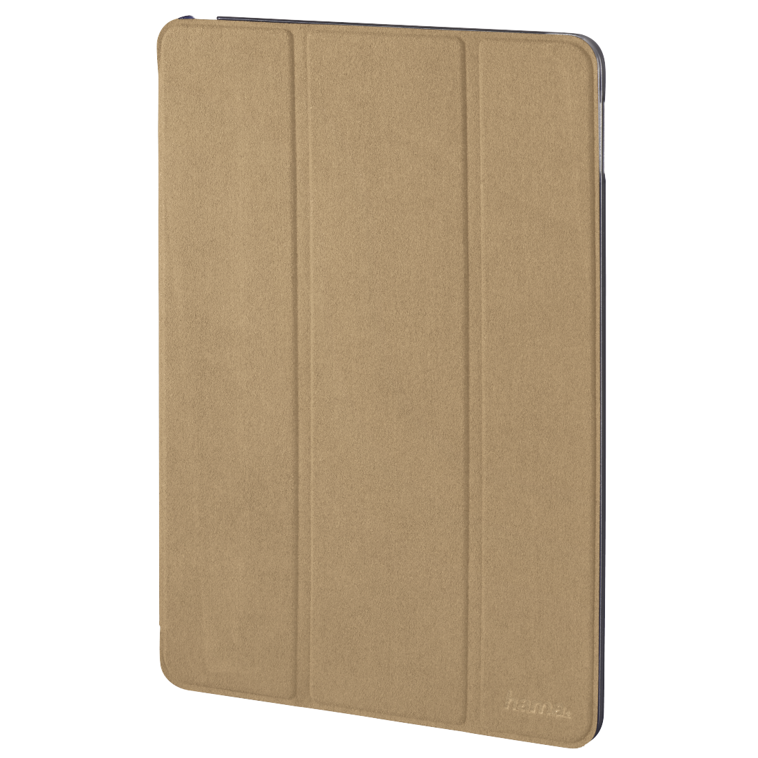 "abx2 High-Res Image 2 - Hama, Tablet-case ""Suede Style"" voor Apple iPad 9.7 (2017/2018), beige"