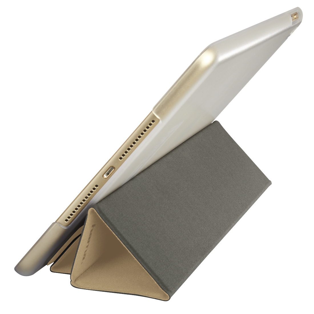 "abx3 High-Res Image 3 - Hama, Tablet-case ""Suede Style"" voor Apple iPad 9.7 (2017/2018), beige"