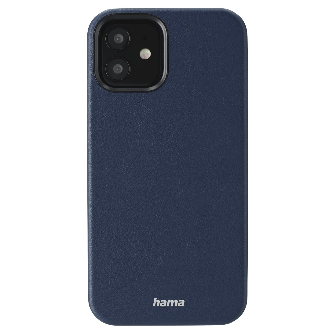 "abx2 High-Res Image 2 - Hama, Cover ""MagCase Finest Sense"" voor Apple iPhone 12/12 Pro, blauw"