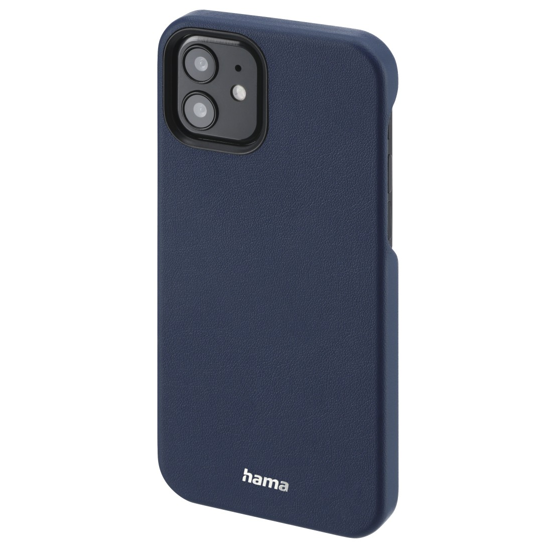 "abx3 High-Res Image 3 - Hama, Cover ""MagCase Finest Sense"" voor Apple iPhone 12/12 Pro, blauw"